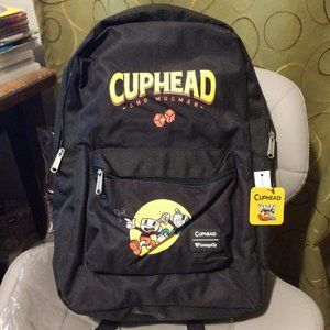 Loungefly x Cuphead Deal w/ The Devil Backpack